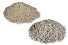 Дренажный слой (кварцевый песок и гравий)