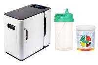 Набор для приготовления кислородных коктейлей дома