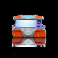 Горизонтальный солярий Ultrasun Q18 High Power