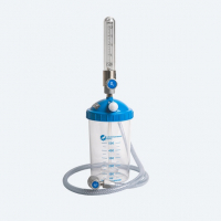 """Устройство для увлажнения кислорода без подогрева УК-""""Альт-Н."""" (под шланг со штекером)"""